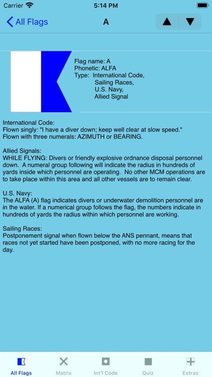 Signal Flags International screenshot-6