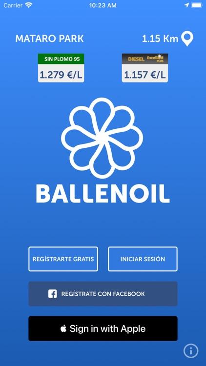 Ballenoil Easy Fuel