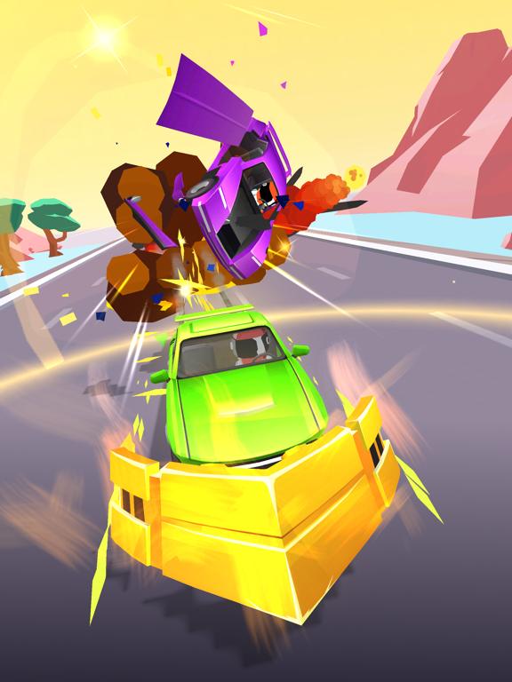 Timeshift Race screenshot 7