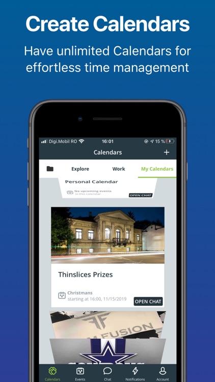 Allcal-Shared Calendar&Tickets screenshot-0