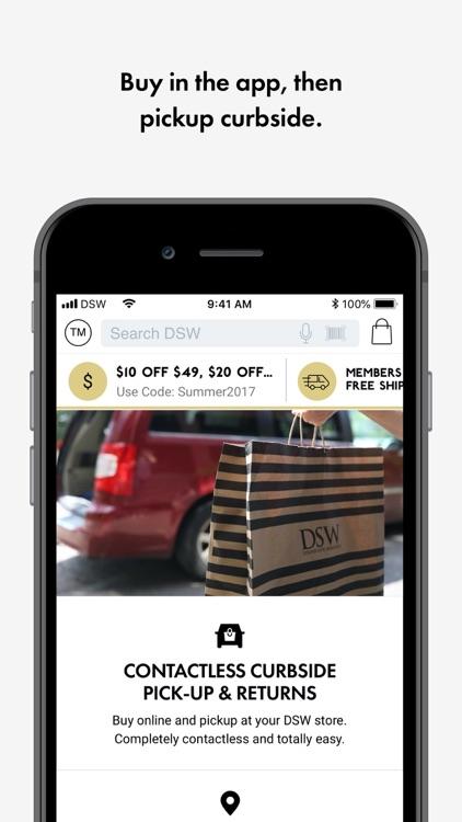 DSW Designer Shoe Warehouse screenshot-4
