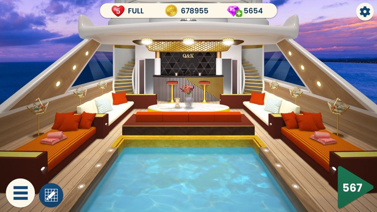 Dream Holiday - Home design screenshot-6