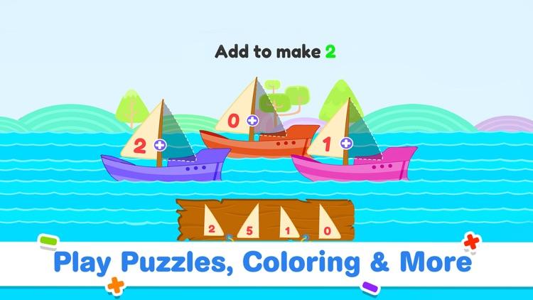 Addition Subtraction for Kids! screenshot-5