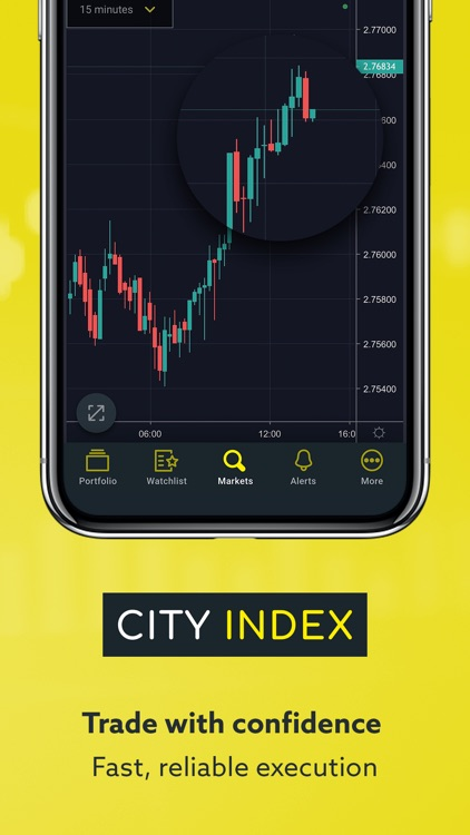 City Index: Spread Bets & CFDs screenshot-3