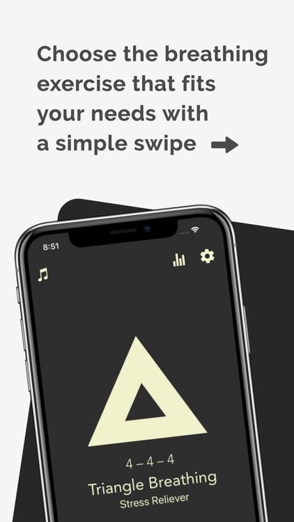 Steady: The Breathing App