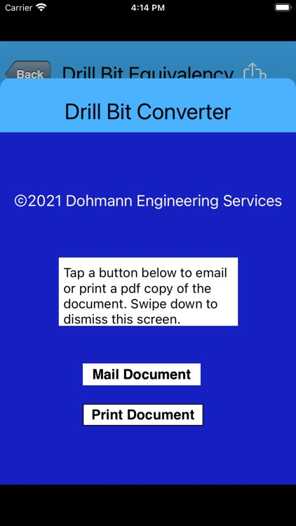 Drill Bit Converter