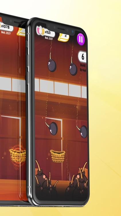 Egg Rain - Collect in basket screenshot-6