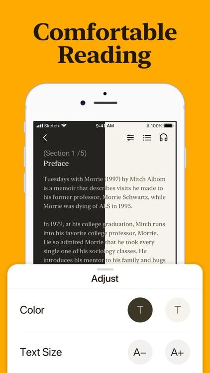 Bookey: Audio Books Key Ideas screenshot-6