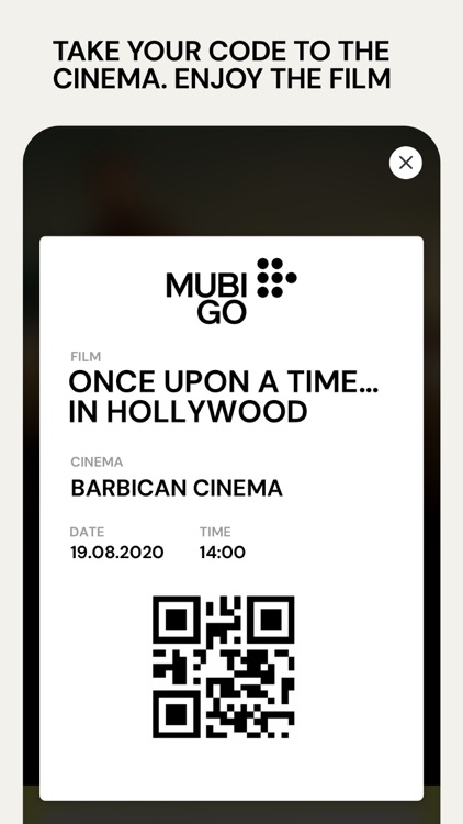 MUBI GO: Curated Cinema