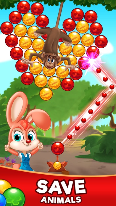 Bubble Pop - Bubble Friends wiki review and how to guide