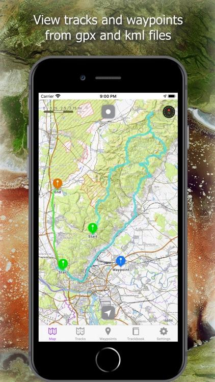 GPX Viewer PRO screenshot-0