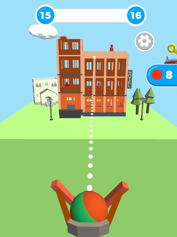 Slingshot Smash: Shooting Boom screenshot 13