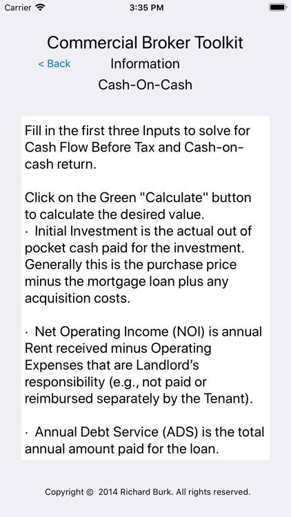Commercial Broker Toolkit screenshot-5