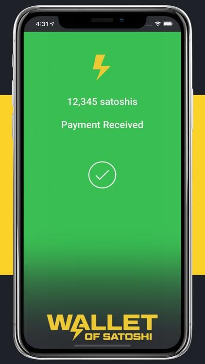 Wallet of Satoshi screenshot-4