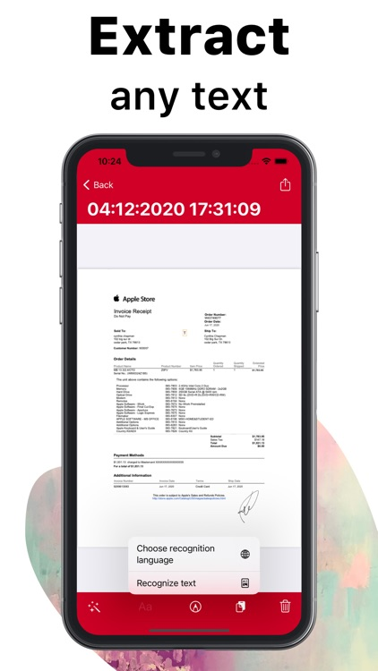 ScanPlus App - Scan Documents screenshot-4