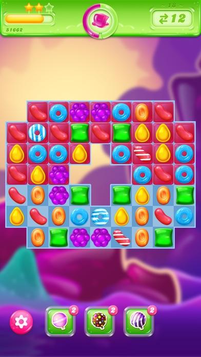 Candy Crush Jelly Saga для ПК 1