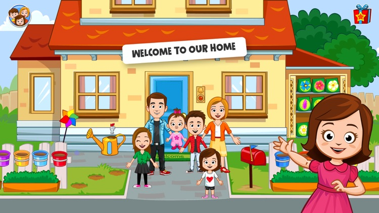 My Town - Play Doll Home Game screenshot-0