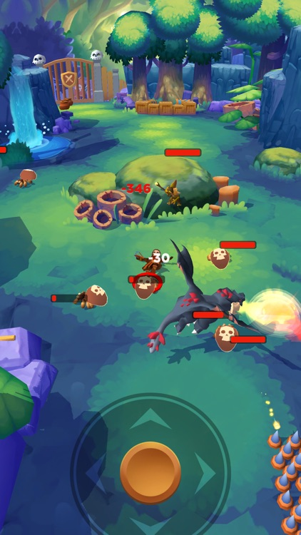 Rogue Land screenshot-4