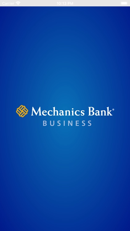 Mechanics Bank Business Mobile