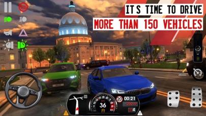 Driving School Sim 2020のおすすめ画像1