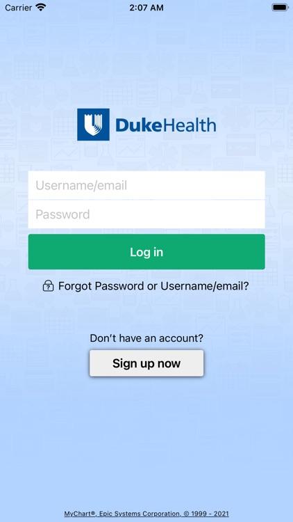 My Duke Health