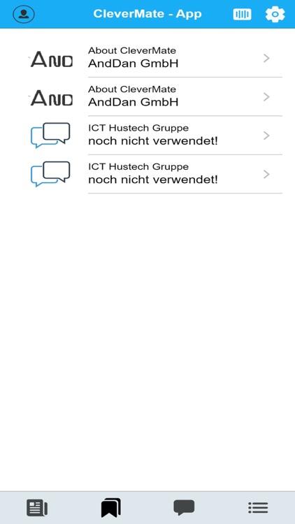 CleverMate - Subris GmbH screenshot-5