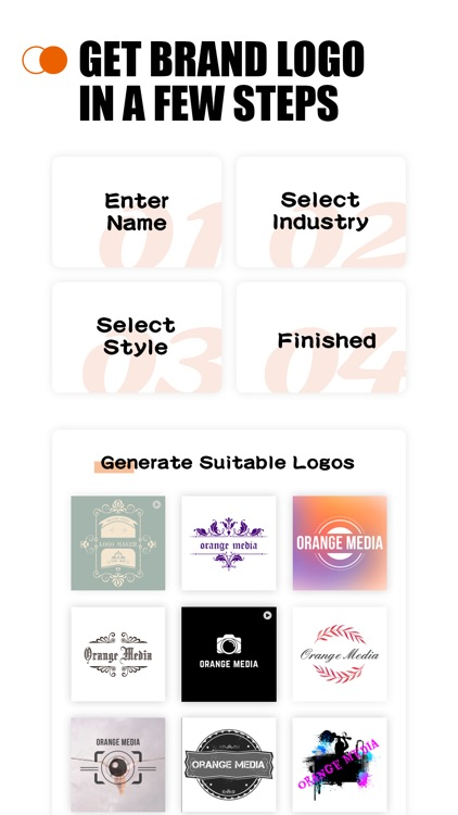 Logo Maker: Watermark Designer screenshot-0