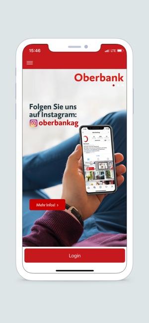 Oberbank Im App Store