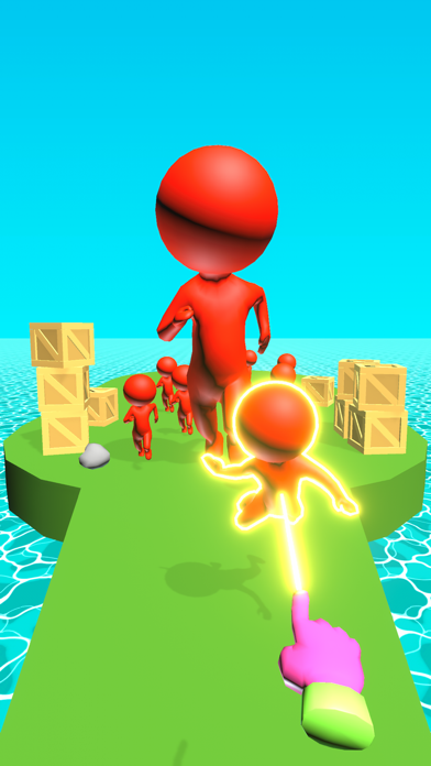 Magic Finger 3D screenshot 1