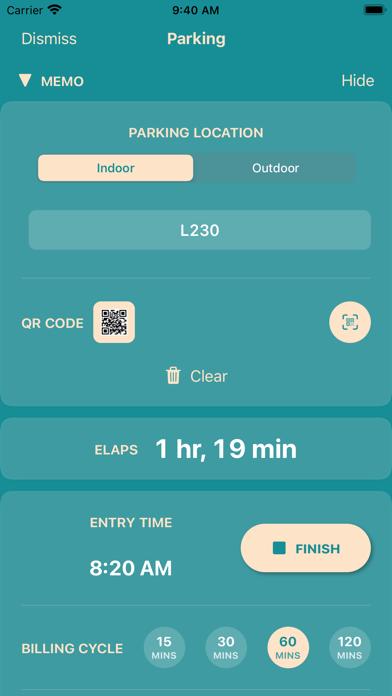 Sandglass Saver mobile Screenshot