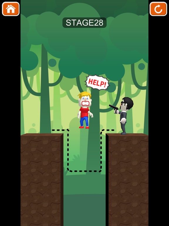 iPad Image of Save them all - drawing puzzle