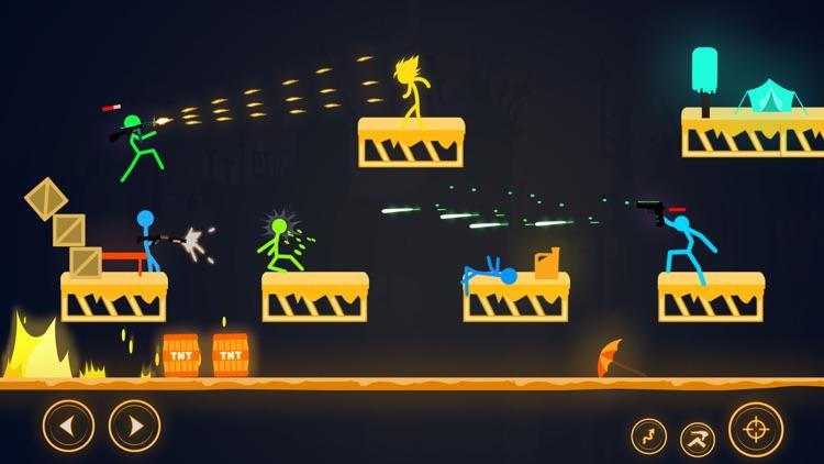 Stick Fight Survival Game screenshot-3