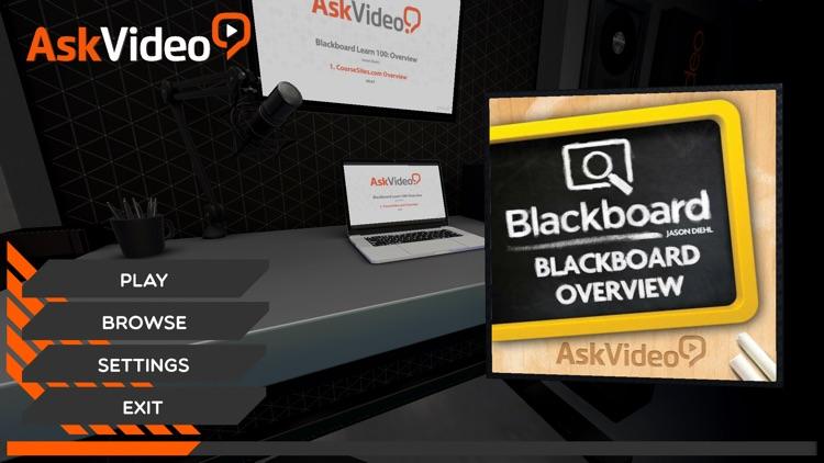 Overview for Blackboard Learn screenshot-0