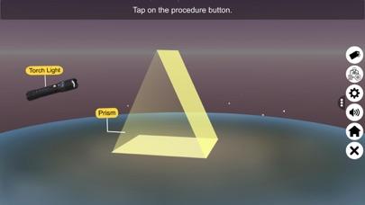 Light Refraction Through Prism screenshot 3