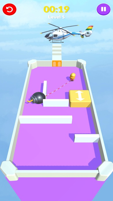 Rope & Bomb screenshot 4