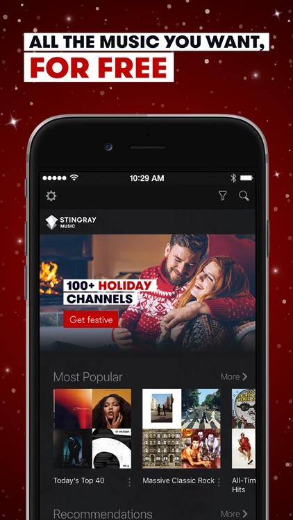 Stingray Music screenshot-0