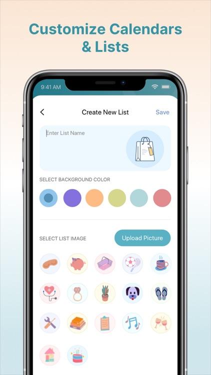 MiPlaniT To Do Lists & Tasks screenshot-5