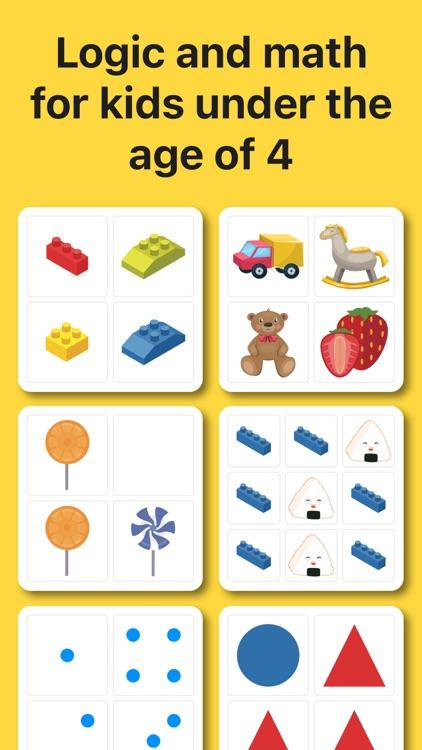 Kindergarten Learning Game 2 +