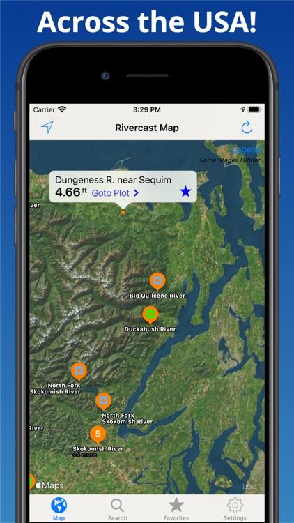Rivercast - Levels & Forecasts screenshot-8
