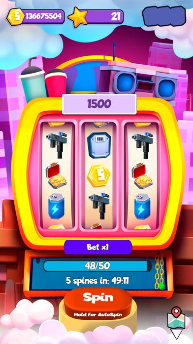 Spin Boss: Coin Collector screenshot 4