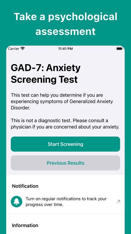 Anxiety Test | GAD-7