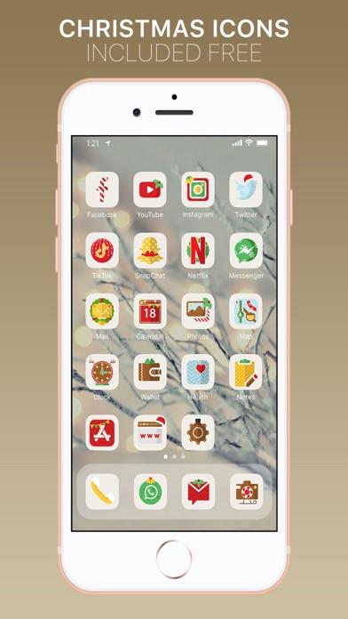 Brontz Aesthetic App Icons screenshot 1