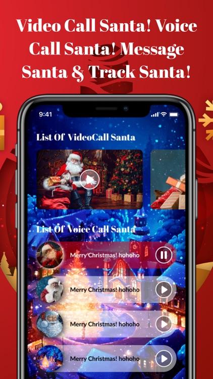 Santa Clause Call Tracker App screenshot-4