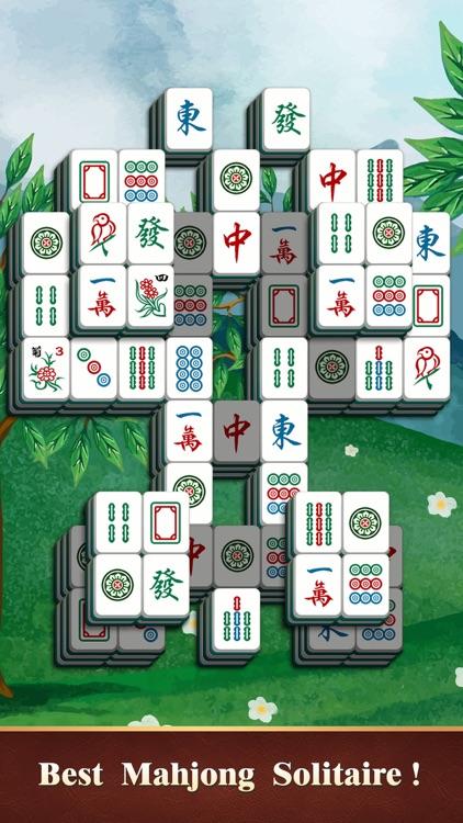 Mahjong Solitaire Tile