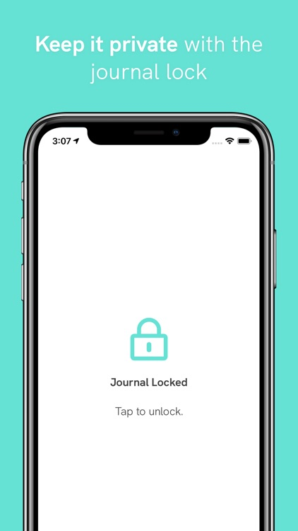 Thinky: Mindful Journal screenshot-4