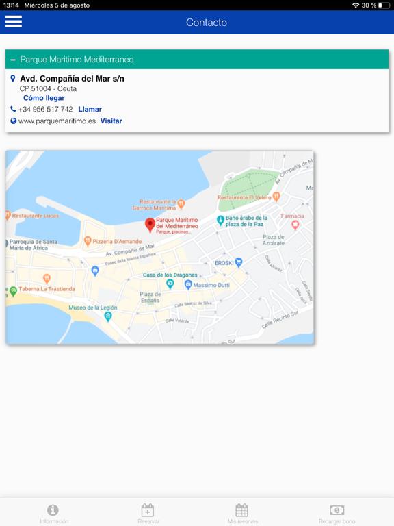 Parque Marítimo Mediterráneo screenshot 5