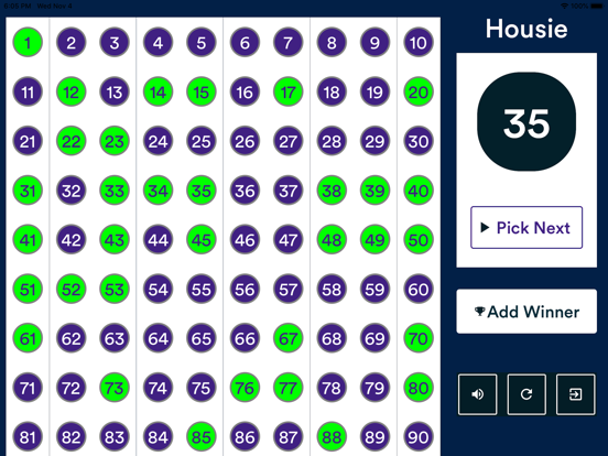 Housie - Indian Bingo game screenshot 7