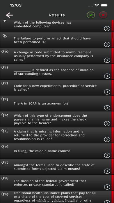 Medical Assistant Exam Prep - screenshot 4