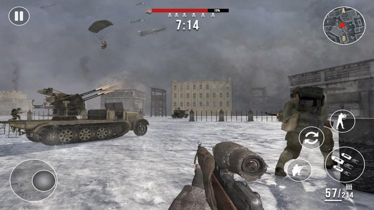 World War 2 Battlefield screenshot-7