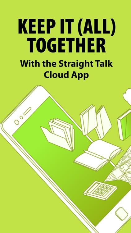 Straight Talk Cloud